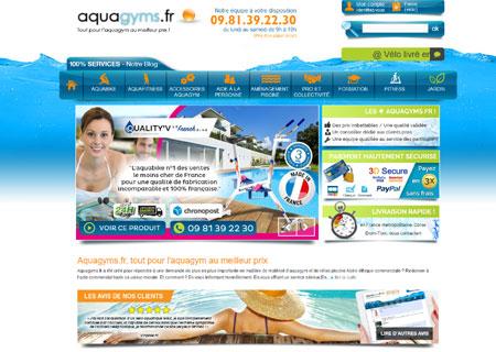 Aquagyms